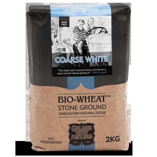 Coarse White Flour